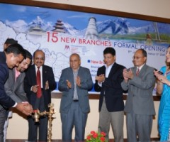 Formal Inauguration of 15 Branches