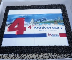 Mega 4th Aniversary