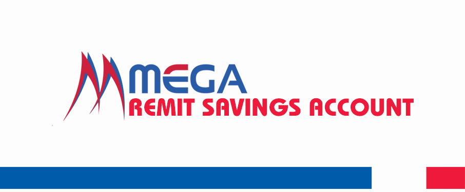 Mega Remittance Savings Account img